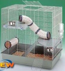 Вы купили крысу и не можете подыскать подходящую клетку.